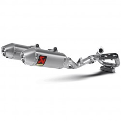 AKRAPOVIC completo RACING LINE Honda