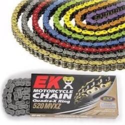 Cadena RK X-RING XSO/118 - 520 colores