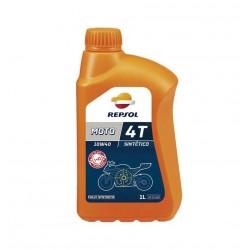 Aceite REPSOL 10w40 sintetico