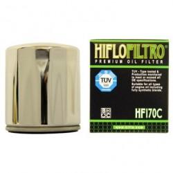 Filtro aceite HF70C cromado