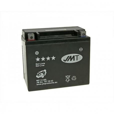 Bateria JMT YTX12BS GEL