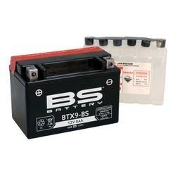 Bateria BS YTX9BS