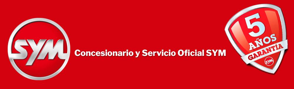 Servicio y concesionario oficial SYM